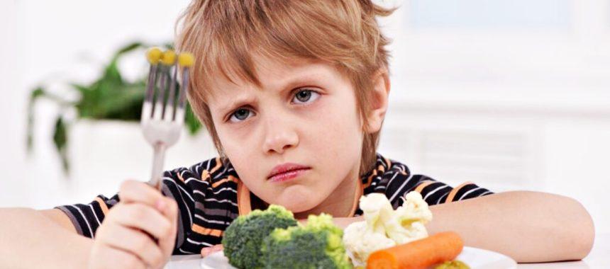 Çocuğum bir şey yemiyor ne yapabilirim?