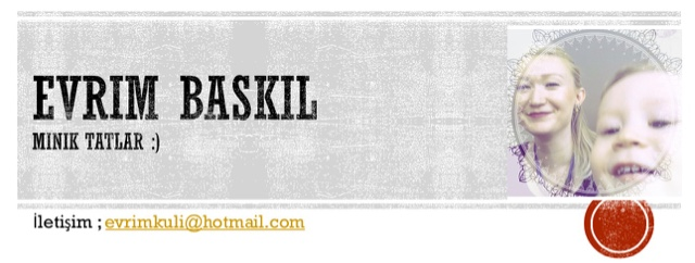 Evrim Baskil – Minik Tatlar / Bölüm 8
