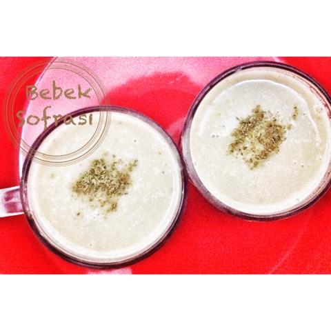 Brokolili Mercimek Çorbası +8ay