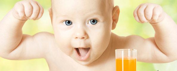 Bebek Ve Çocuklar İçin Protein