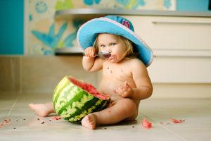 watermelon-baby